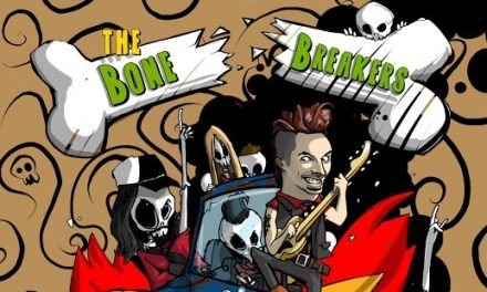 I Bonebreakers: un composto di puro rock 'n' roll
