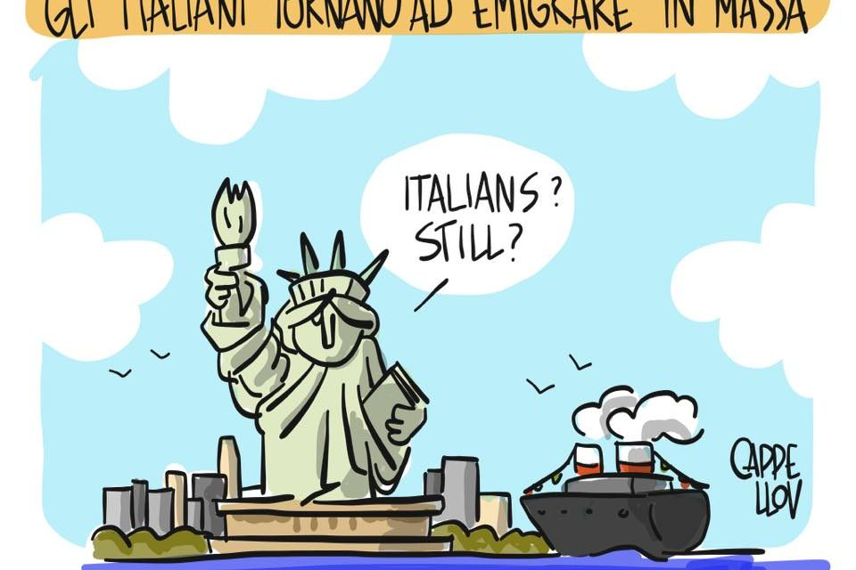 Italians – A volte ritornano…