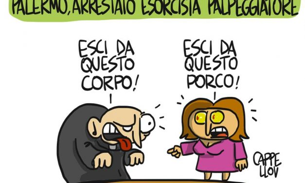 Esorcismi…