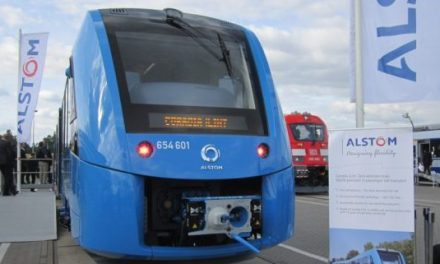 Hydrail, il treno a idrogeno che fa sognare la Germania