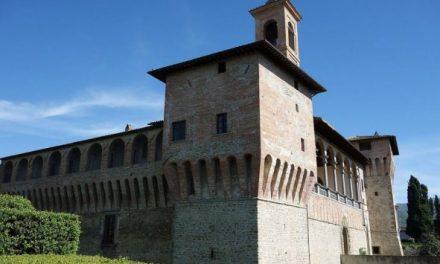 Il Castello Bufalini a San Giustino