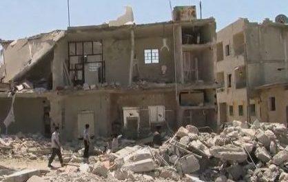 La Siria non è un gioco