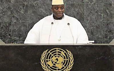 Gambia e Italia: il dittatore ladro e la società disumana