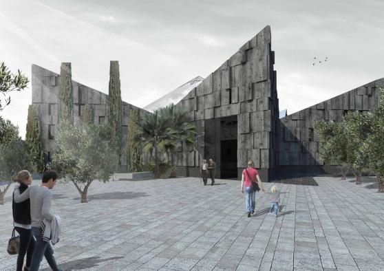 Salerno: in arrivo una chiesa ecosostenibile
