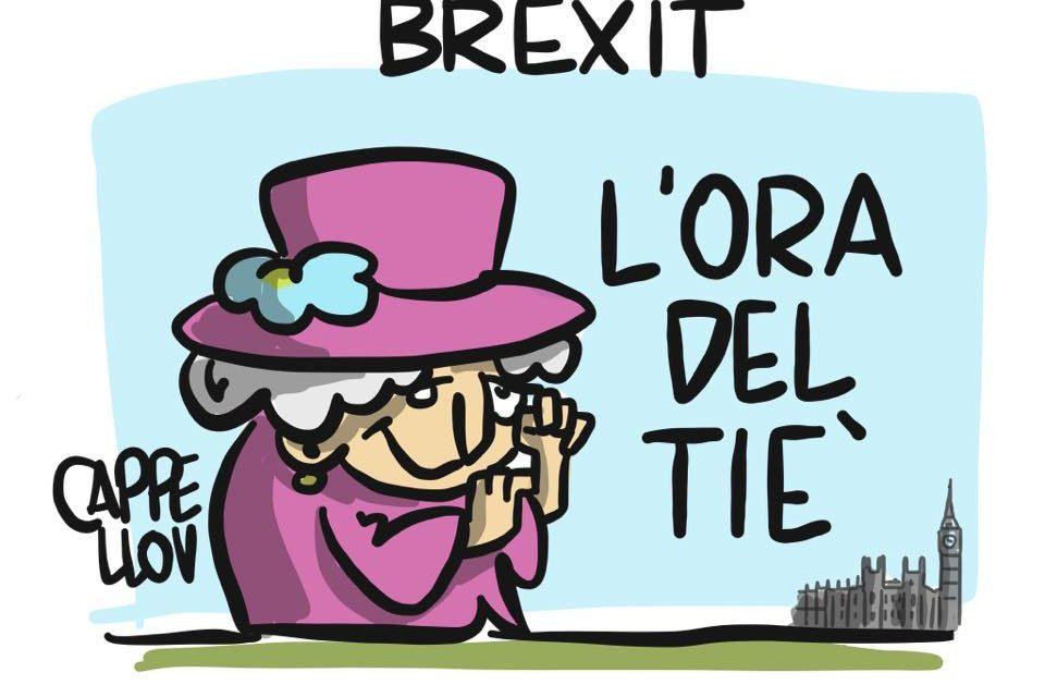 Brexit e tradizioni…