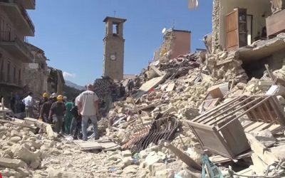 Come salvare l'Italia da frane, alluvioni e terremoti