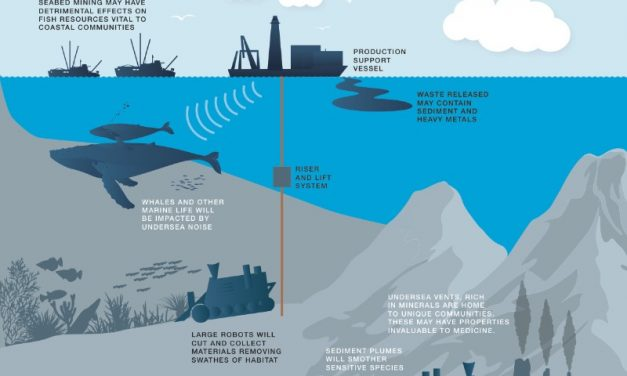 Deep Sea Mining, nuove frontiere dell'estrazione mineraria