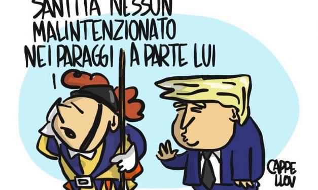 Massima allerta in Vaticano…