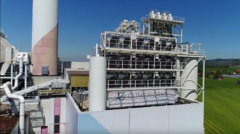 Emissioni di CO2: al via progetto capace di catturarle e trasformarle