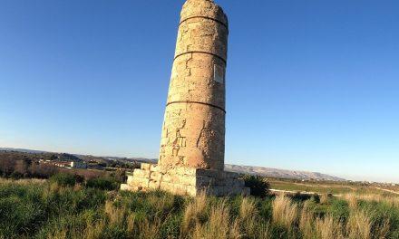 Eloro e la sua antica e misteriosa colonna greca