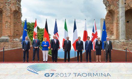 Il G7 di Taormina e i veri grandi della Terra