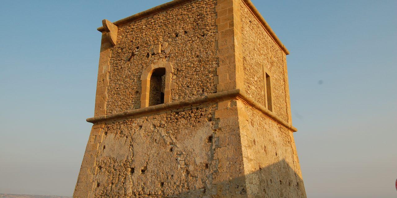 Porto Palo di Menfi e la sua antica torre