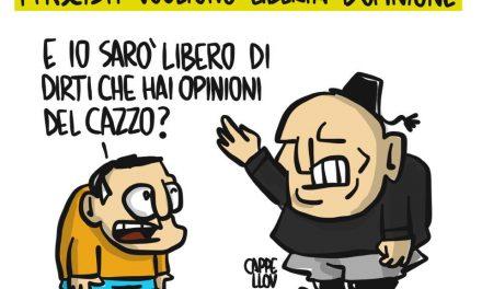 Fascismo e libertà di opinione