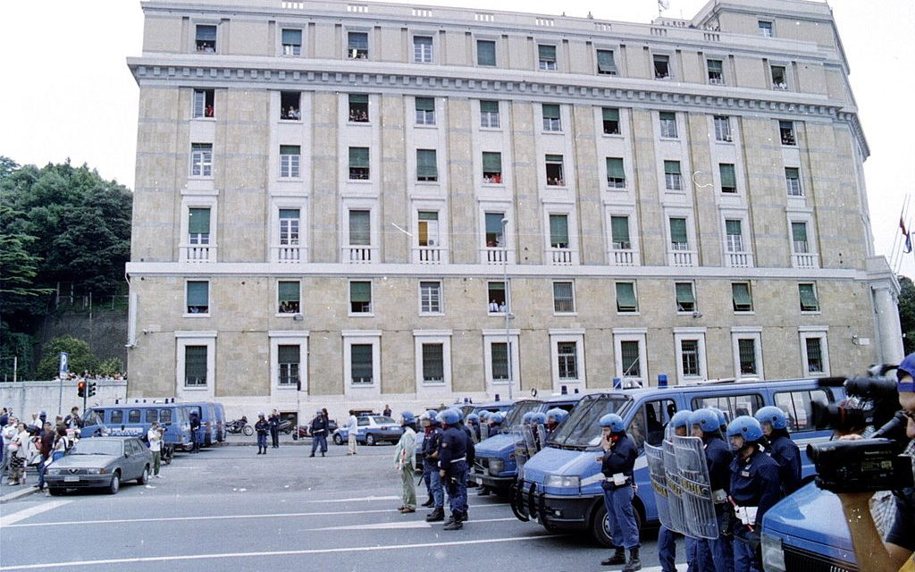 Genova G8 e le parole ambigue di Gabrielli