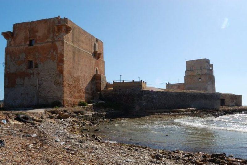 La Torre San Teodoro, a Marsala