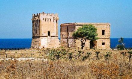 Torre Alba (o di Cala Rossa) a Terrasini