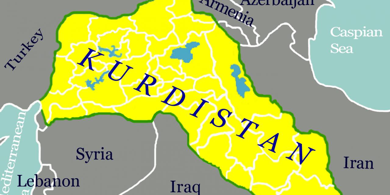 I curdi votano per uno Stato curdo indipendente