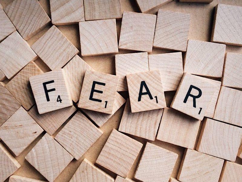 La paura indotta e l'insicurezza degli stolti