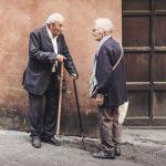 L'inesorabile invecchiamento della popolazione italiana