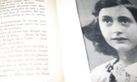 Lasciate in pace Anna Frank