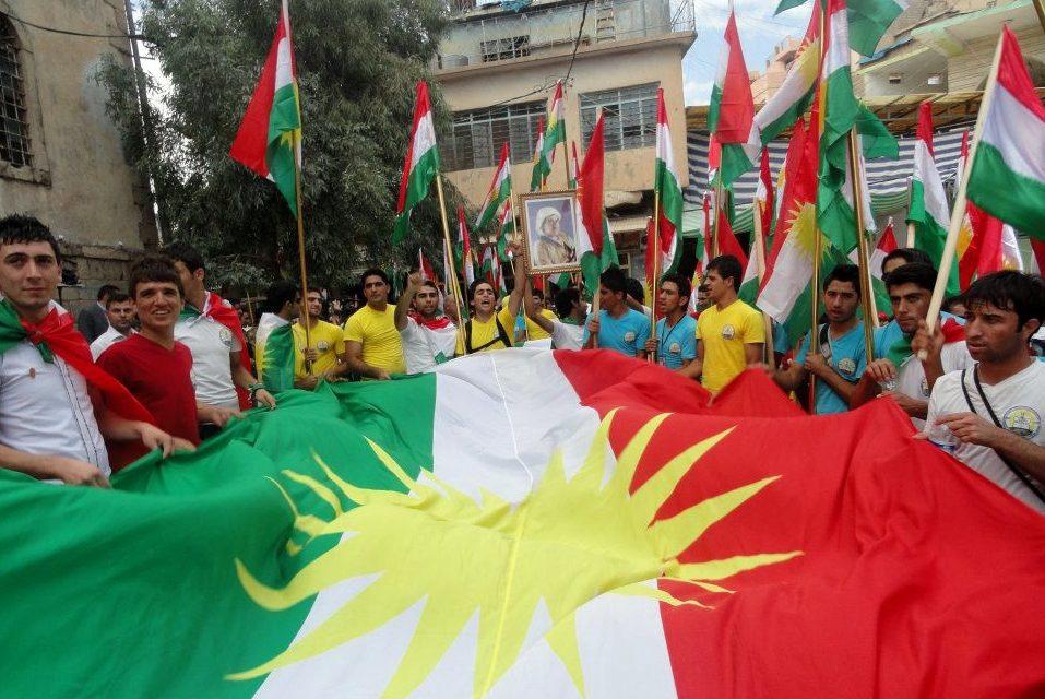 I timori del Medio Oriente dopo la richiesta d'indipendenza del Kurdistan