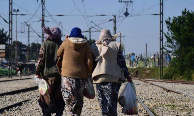 L'Oxfam chiede lo status di rifugiati per i migranti climatici