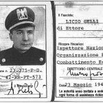 Licio Gelli: un testamento che conferma la storia