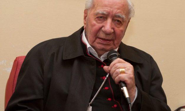 In ricordo di don Riboldi, prete dei deboli e vescovo anticamorra