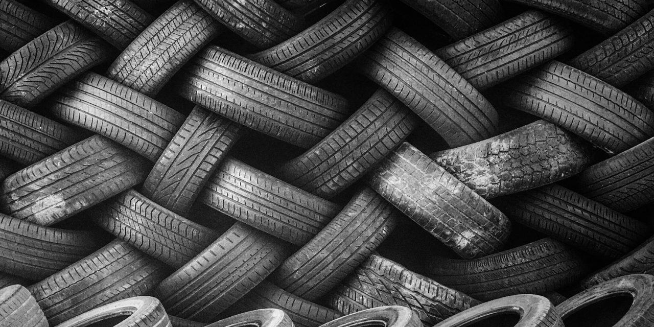 Ecopneus: nuova vita per gli pneumatici fuori uso