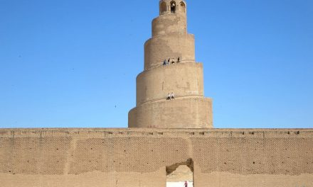 Il minareto di Samarra, un incanto somigliante alla torre di Babele