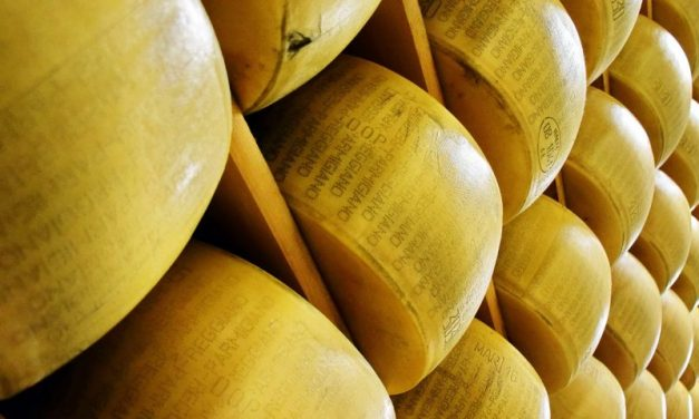 La guerra del formaggio