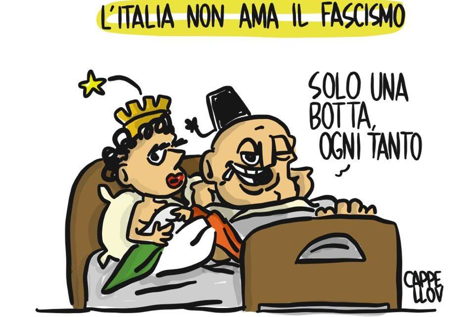 L'Italia e il fascismo di ritorno