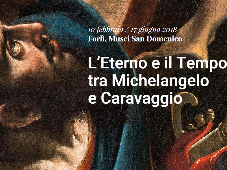 A Forlì una mostra su Michelangelo e Caravaggio