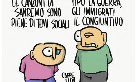 Sanremo e le paure degli italiani
