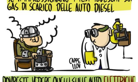 Le auto tedesche e i test sulle cavie umane