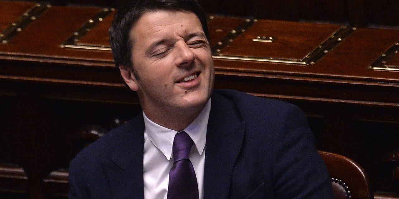 Il post voto di Matteo Renzi