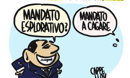 Berlusconi e il mandato esplorativo