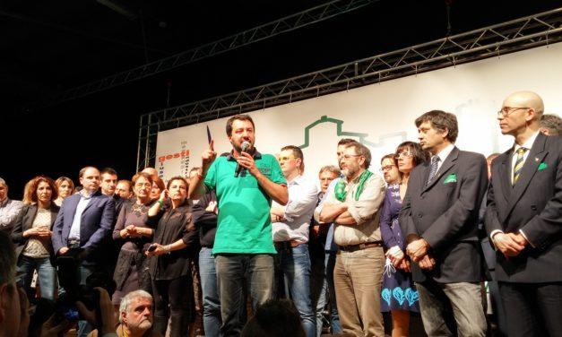 Lega: il diktat della Cassazione e la contraddizione di Salvini