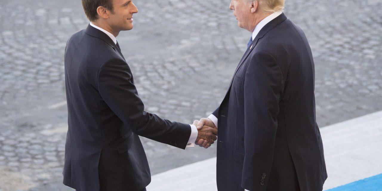 Trump-Macron, una nuova amicizia o un'intesa solo apparente?