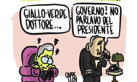 I difficili giorni del presidente Mattarella
