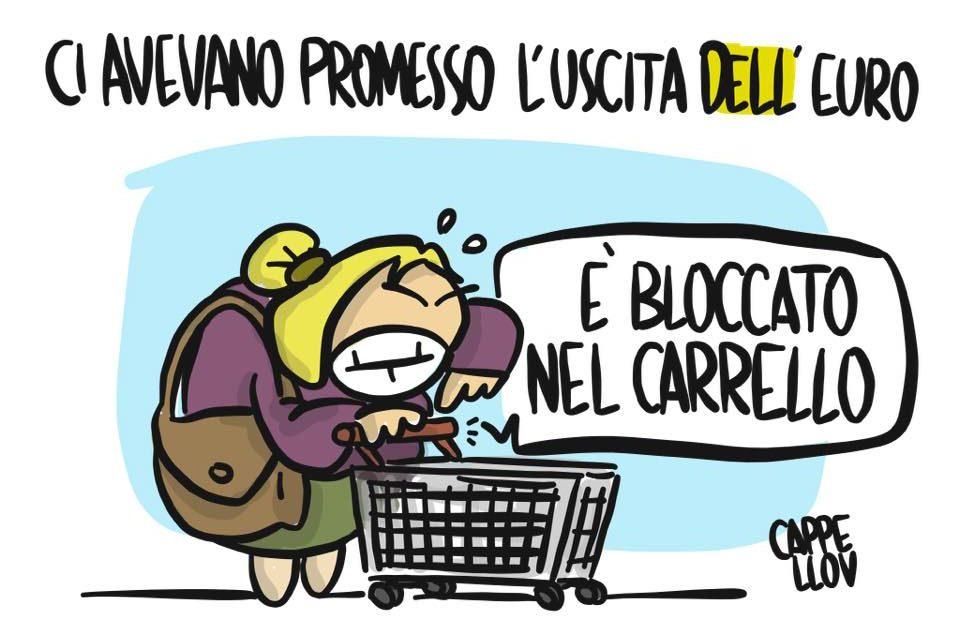 L'Italia, gli euro scettici e… i malintesi