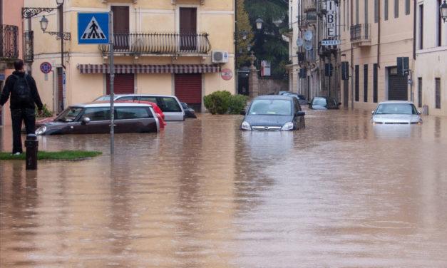 Dissesto idrogeologico in Italia: aumenta il rischio di frane e alluvioni