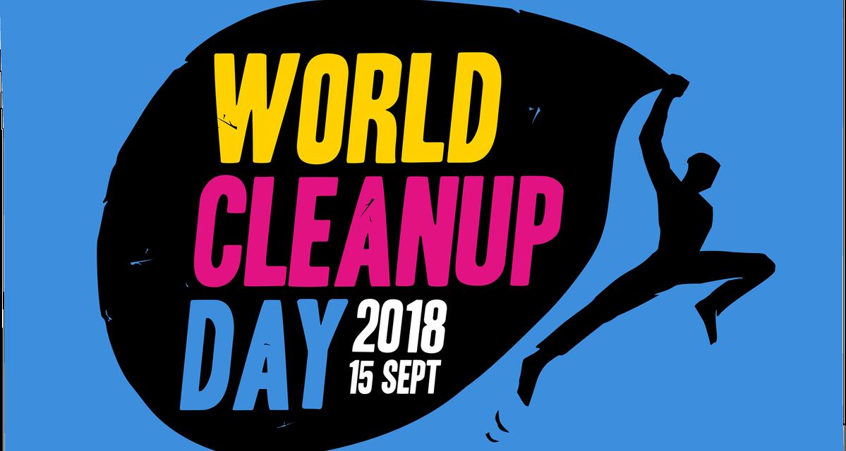 A settembre, la sfida del World Cleanup Day