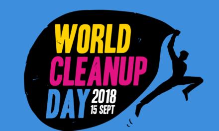 Il World Cleanup Day è stato un grande successo