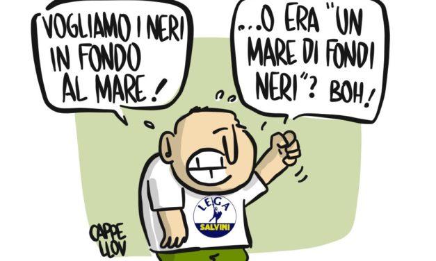 La Lega, Salvini e i soldi scomparsi…