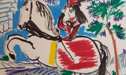 A Noto, in mostra l'arte di Picasso