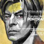 """Ortigia in mostra: arrivano i """"Portraits"""" di Andrea Ventura"""