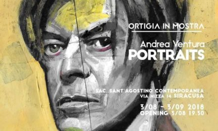 "Ortigia in mostra: arrivano i ""Portraits"" di Andrea Ventura"