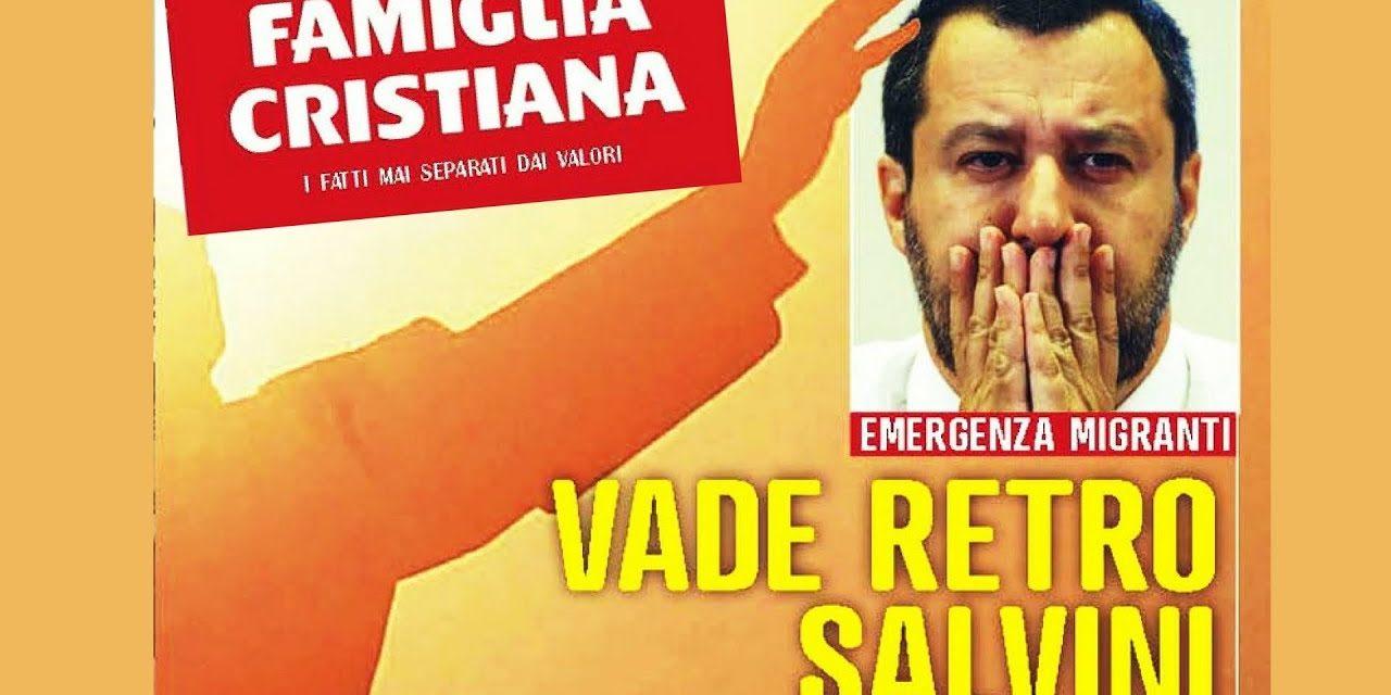 Salvini: politica, propaganda e inferno