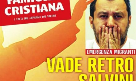 Salvini: politica, propaganda e inferno